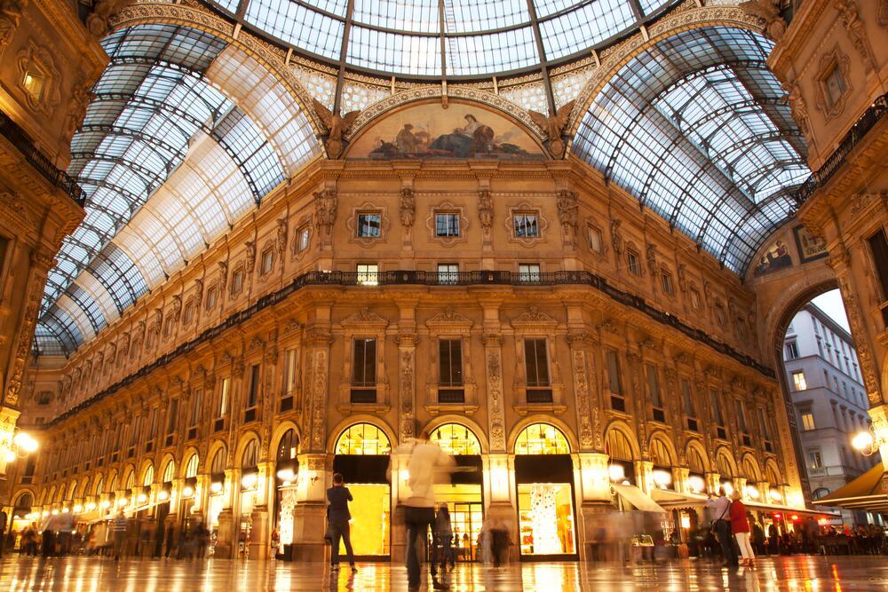 Что можно увидеть в Милане за один день? Галерея Виктора Эммануила II