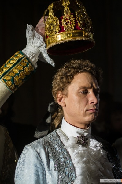 Александр Яценко в роли Петра III