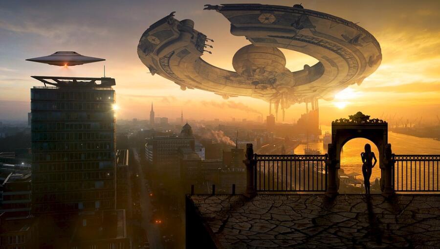 Надо ли искать инопланетян?