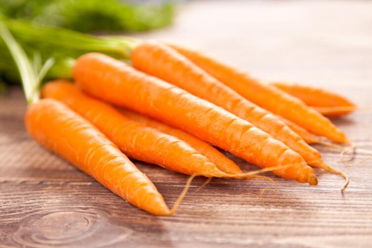 Считается, что морковь очищает грибы и удаляет из них, впитывая, вредные вещества
