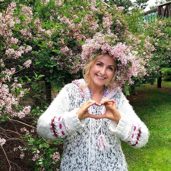 Татьяна Родионова, ведет блог о жизни, воспитании. 1,1 млн. подписчиков
