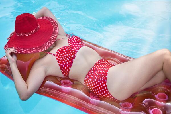 Как за две недели подготовиться к встрече с купальником?