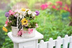 Как правильно составить цветочный букет и продлить его свежесть?