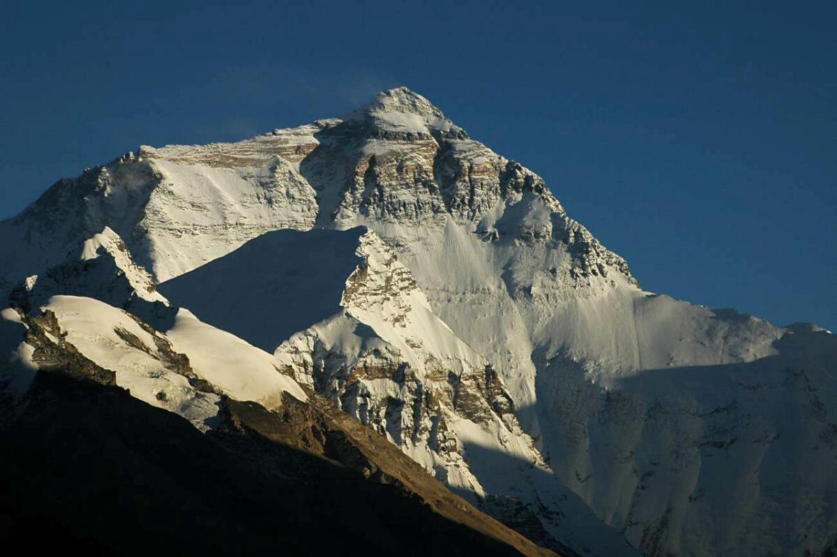 Эверест. Где находится самое высотное кладбище на планете?