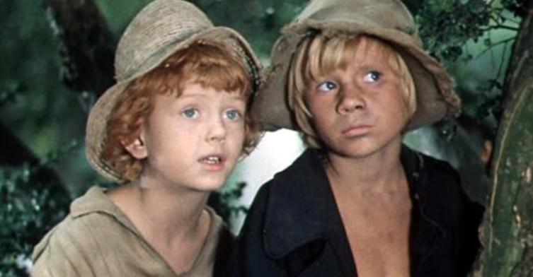 Приключения Тома Сойера, кадр из фильма