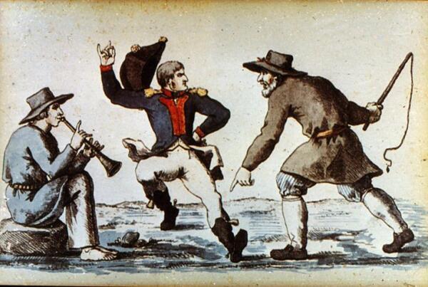 В чем магия купальских сказок? Народная сказка о Наполеоне