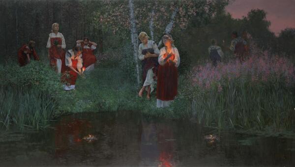 В чем магия купальских сказок? Народные поверья