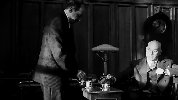 Не хлебом единым, кадр из фильма