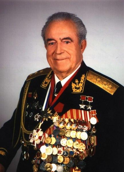 Виталий Иванович Попков