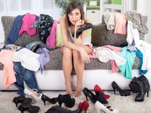 Как разместить вещи в маленькой квартире?