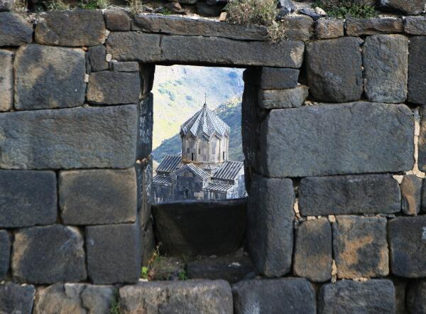 Окно в Армению. Заглянем?