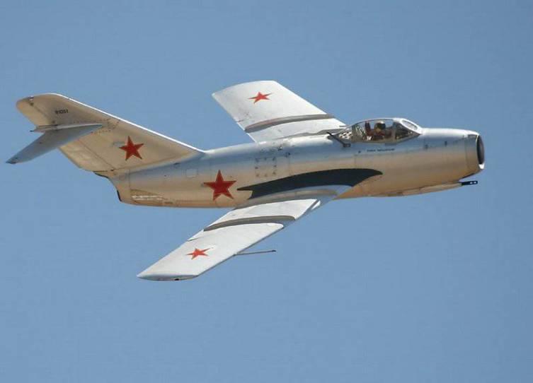 МиГ-15 основной истребитель войны в Корее