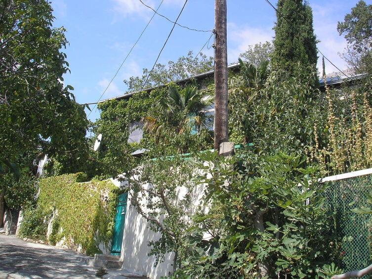 Дом-музей Юлиана Семенова «вилла Штирлиц», село Олива, городской округ Ялта, Крым