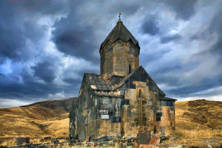 Танаат, церковь Св. Степаноса