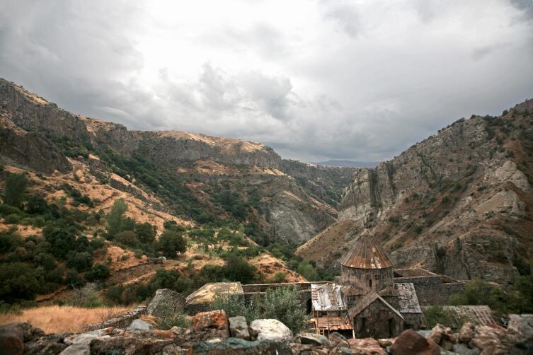 Гндеванк - действующий монастырь