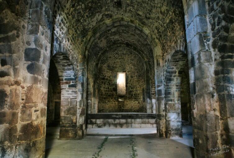 Базилика в Ехегисе