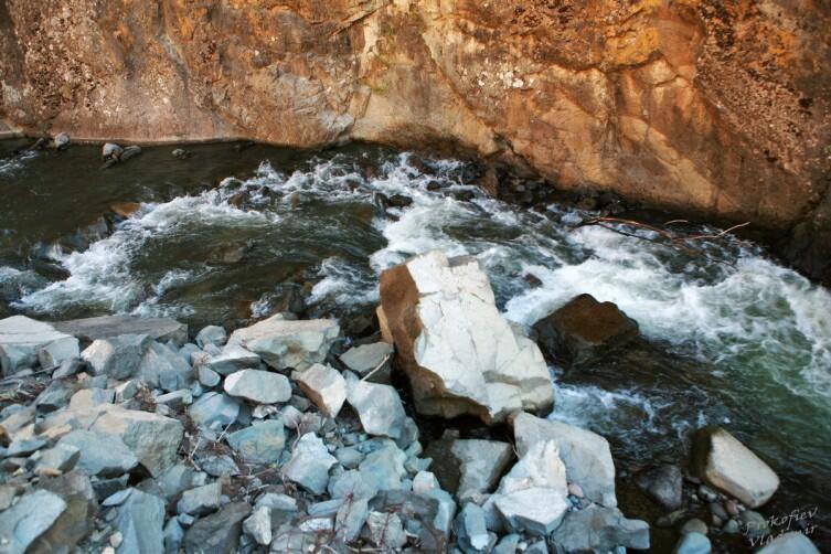 Река Арпа