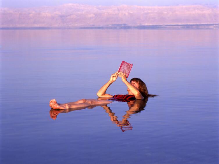 Мёртвое море, Иордания