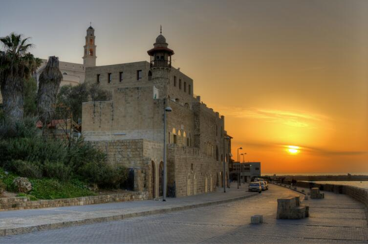 Старый Яффо, Тель-Авив