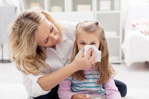 Откуда берется летняя простуда?