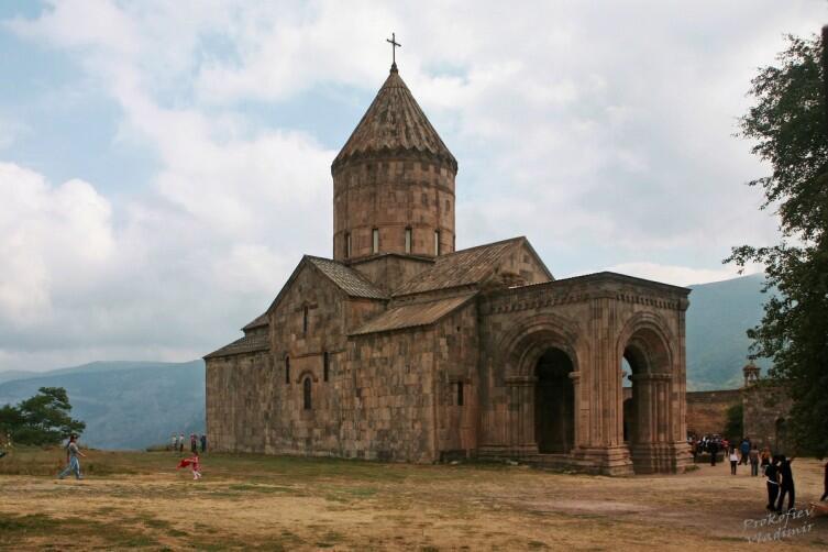 Церковь Григория Лусаворича, Татев