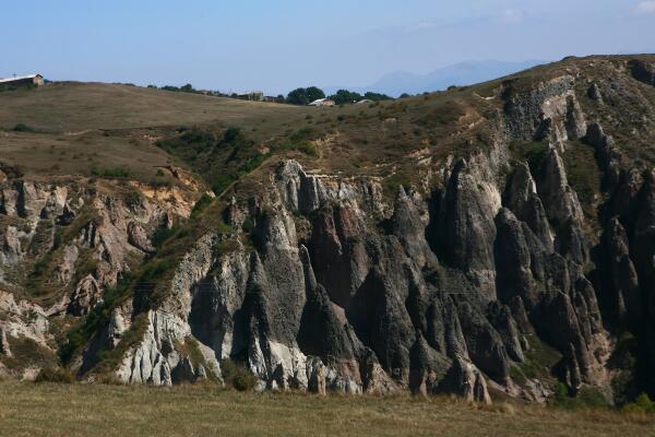 Скалы в окрестностях Хндзореска