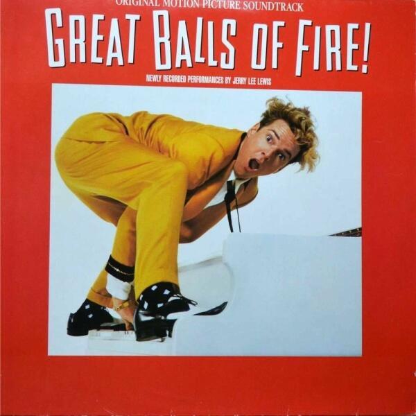 Рок-н-роллы 1950-х. Почему Джерри Ли Льюис не хотел петь об «огненных шарах»?