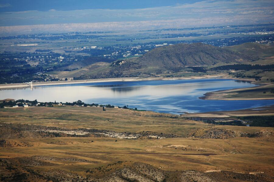 Армения, Тавуш. По дороге к монастырю Макараванк