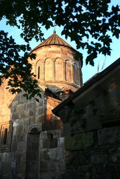 Церковь VII века, Макараванк