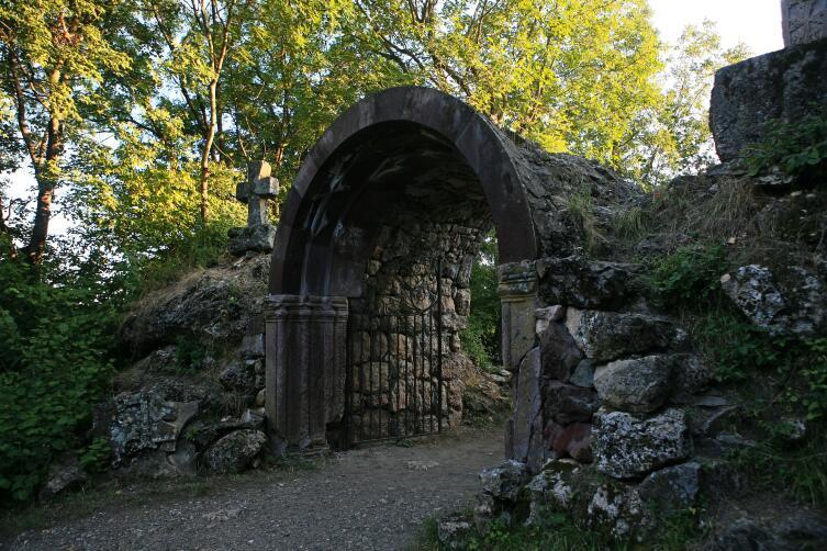 Ворота Макараванка