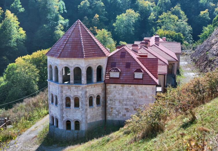 Резиденция Каталикоса