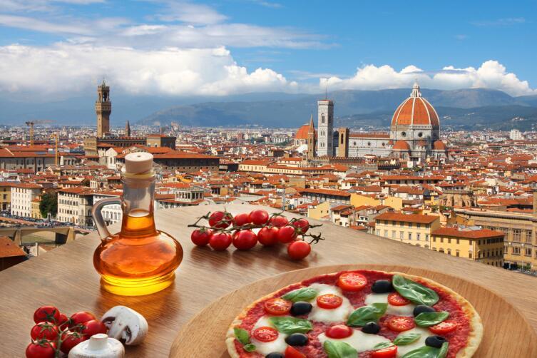 Во Флоренции можно никуда не спешить