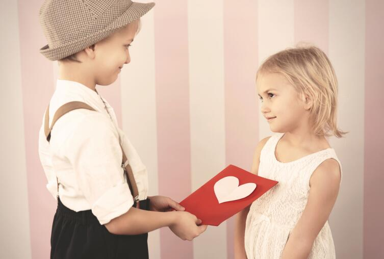 Любимые дети умеют дружить со сверстниками и со взрослыми