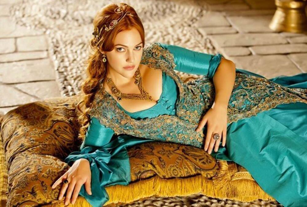 Хюррем султан занимается сексом