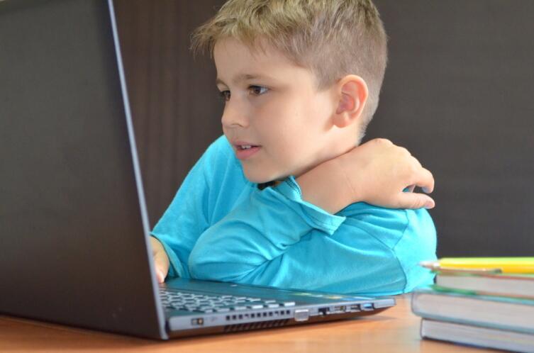 Учите работать за компьютером. Не играть, а осваивать программы!