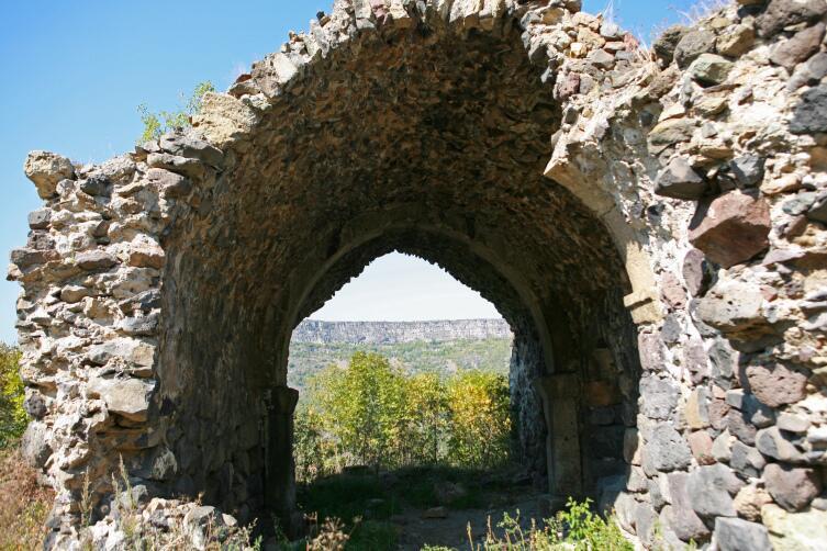 Развалины Хневанка