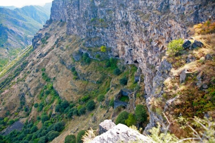 Тропы к нижнему Оромайру