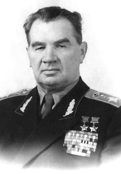 Василий Иванович Чуйков
