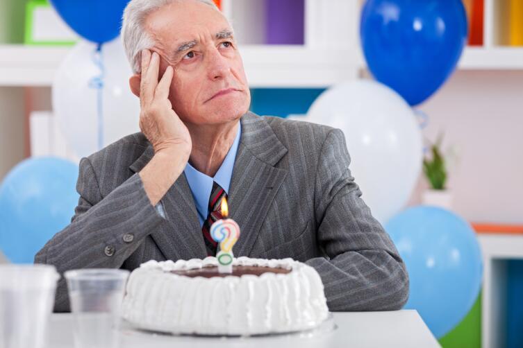 День рождения символизирует окончание одного цикла и начало нового