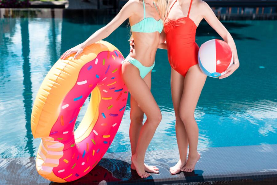 Как выбрать подходящий купальник?