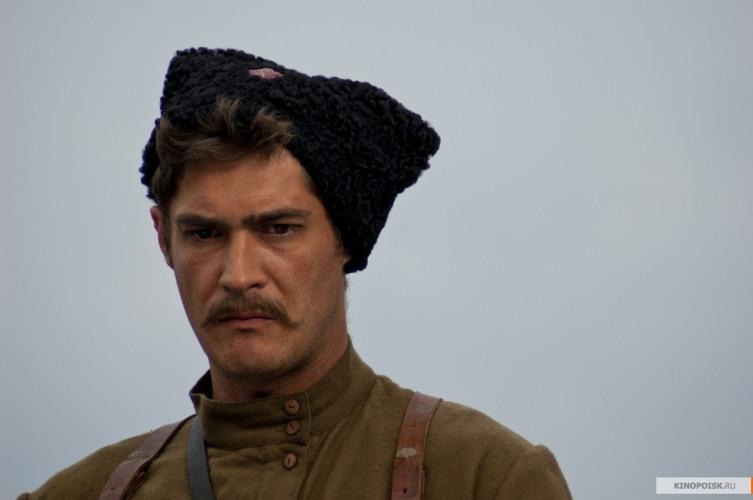 Сергей Стрельников в роли Чапаева