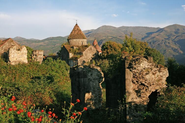 Санаин, Армения