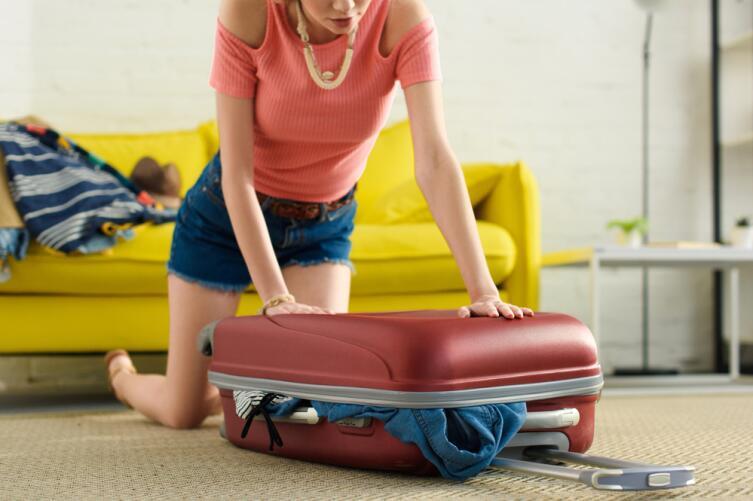 Как правильно собрать чемодан в дорогу?