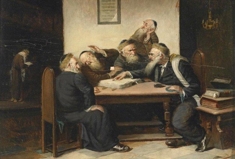Карл Шлейхер, «Толкование Талмуда. Спор»