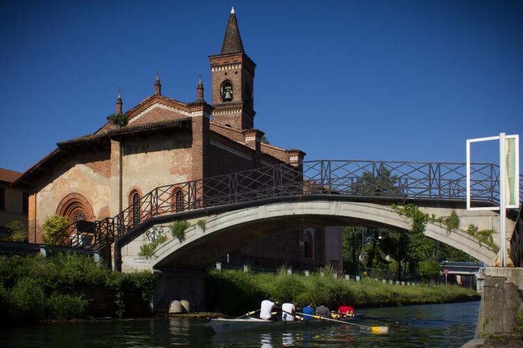 Церковь Сан-Кристофоро в Навильи