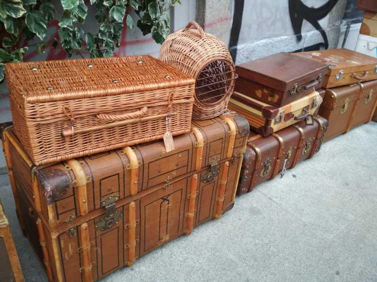 Сокровища блошиного рынка в Навильи