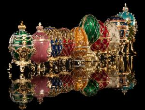 Красота и элегантность - отличие изделий Карла Фаберже