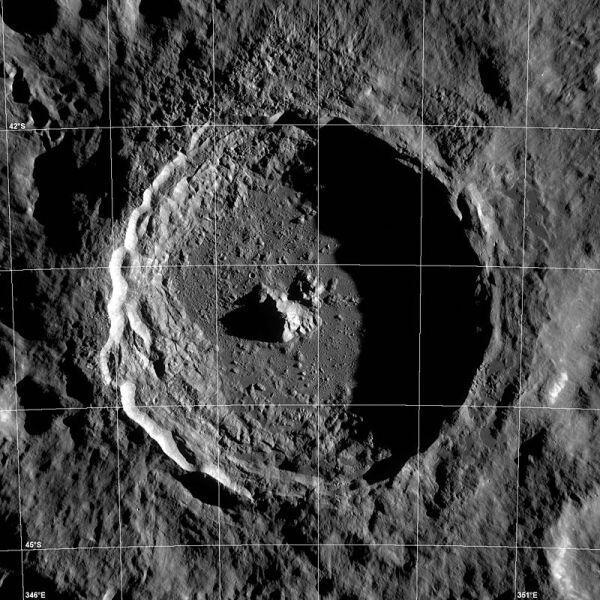 Лунный кратер