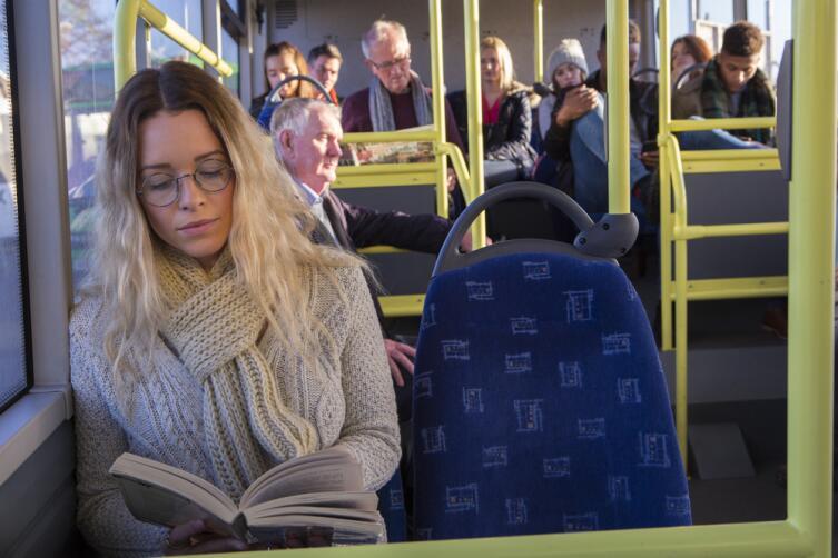 Триггером может быть что угодно - книга, пейзаж за окном автобуса