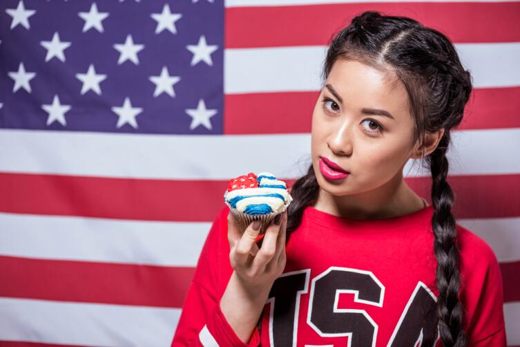 Что американцы едят в День независимости?